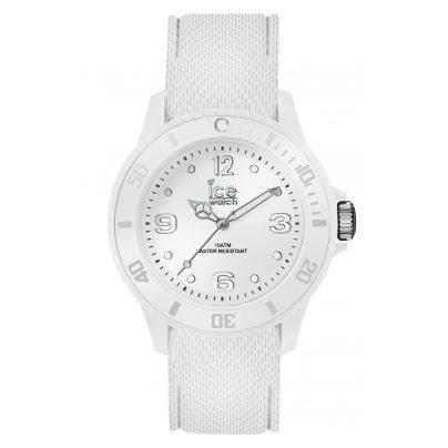 Ice-Watch 014581 Damen-Armbanduhr Sixty Nine Weiß M 4895164076321