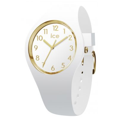 Ice-Watch 015339 Ladies Watch Glam white/gold M 4895164082063