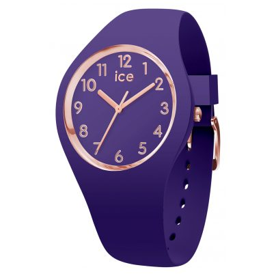 Ice-Watch 015696 Ladies' Watch Ice Glam Colour Ultra Violet M 4895164083763