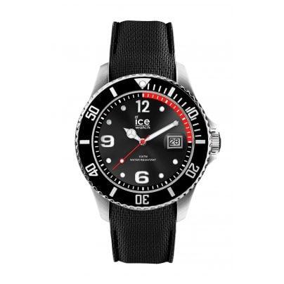 Ice-Watch 016030 Herren-Armbanduhr Ice Steel Black M 4895164085873