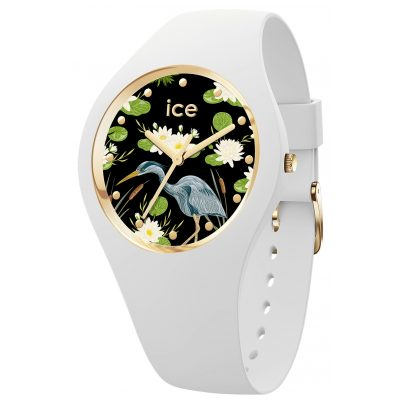 Ice-Watch 016666 Damenarmbanduhr Waterlily M 4895164089406