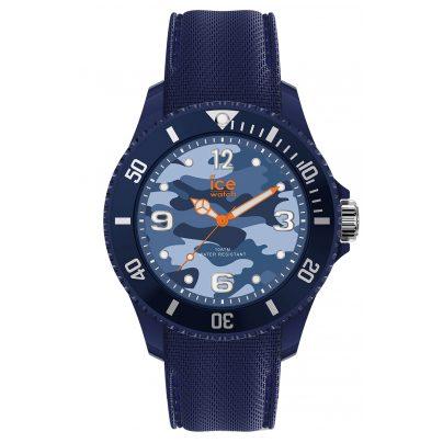Ice-Watch 016293 Wristwatch Bastogne Blue M 4895164087488