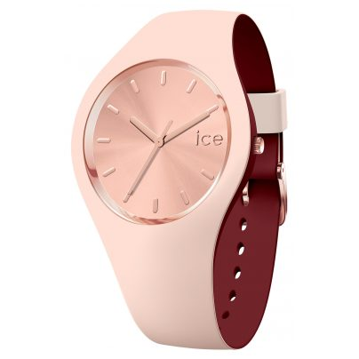 Ice-Watch 016985 Damen-Armbanduhr Duo Chic Nude M 4895164091898