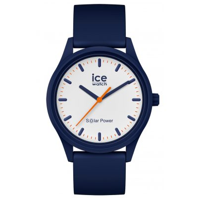 Ice-Watch 017767 Solar Watch Pacific M Blue / White 4895164095780