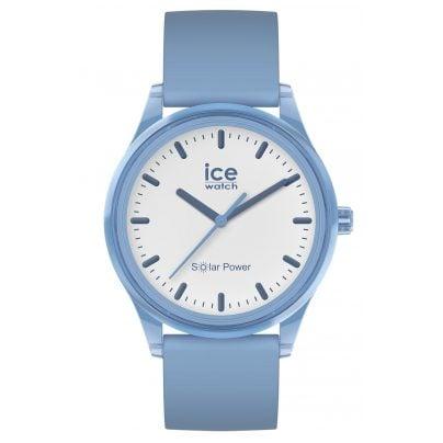 Ice-Watch 017768 Solar Watch Rain M Light Blue 4895164095797