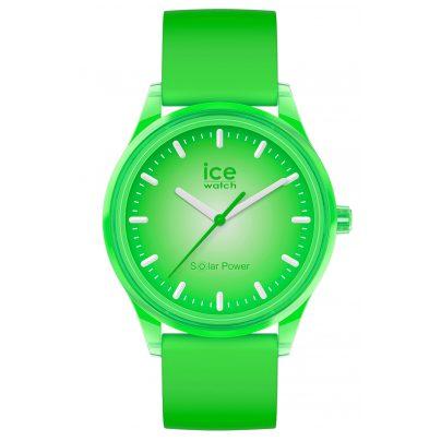 Ice-Watch 017770 Armbanduhr Solar Grass M Grün 4895164095810