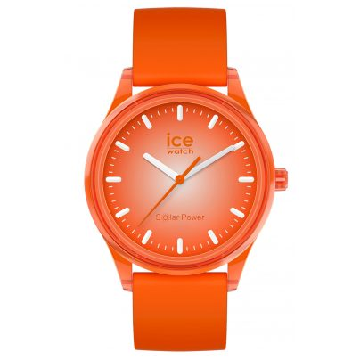 Ice-Watch 017771 Solar Watch Sunlight M Orange 4895164095827