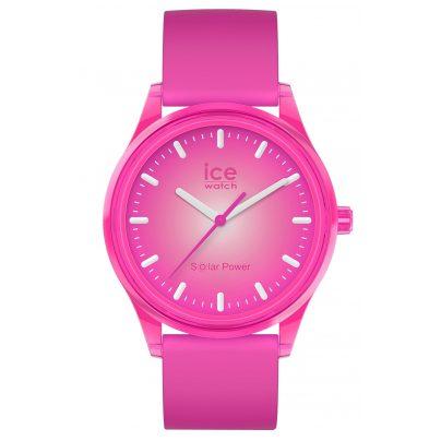 Ice-Watch 017772 Solar Wristwatch Indian Summer M Pink 4895164095834