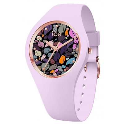 Ice-Watch 017580 Ladies' Watch ICE flower Lilac Petals M 4895164094868
