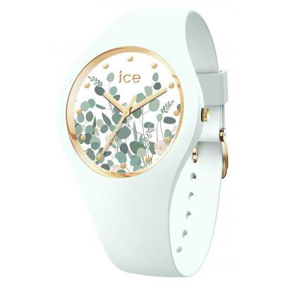 Ice-Watch 017581 Damenuhr ICE flower Garten Mint M 4895164094875