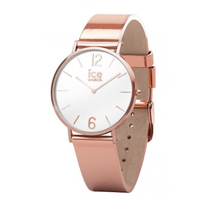 Ice-Watch 015085 Damen-Quarzuhr City Sparkling Metal Rosegold XS 4895164080243