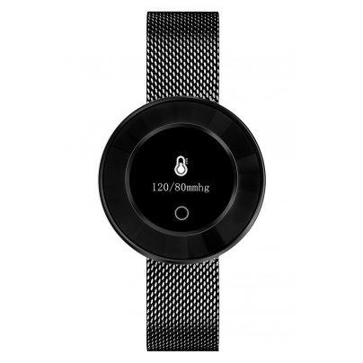 Atlanta 9705/7 Smartwatch mit Touchdisplay Schwarz 4026934970574