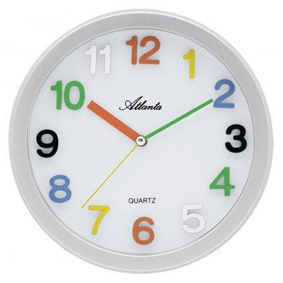 Atlanta 4352 Children Wall Clock 4026934435202