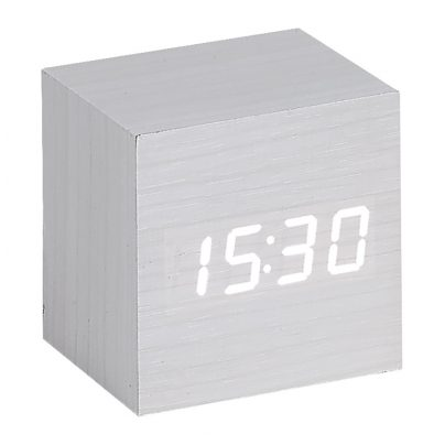 Atlanta 1134/0 Design Alarm Clock with Touch Technology 4026934113407