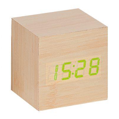 Atlanta 1134/30 Design-Tischwecker mit Touch-Technologie 4026934113438