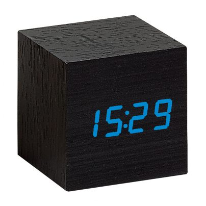 Atlanta 1134/7 Design-Tischwecker mit Touch-Technologie 4026934113476