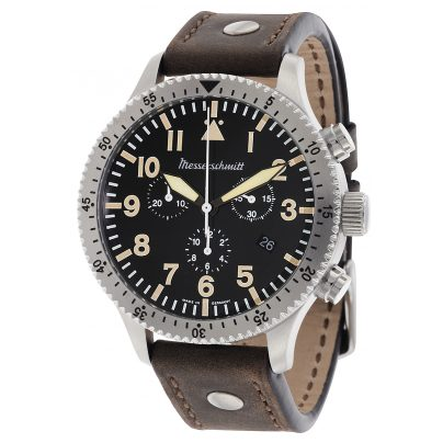 Messerschmitt ME-5030 Vintage Chronograph Fliegeruhr 4260186270147