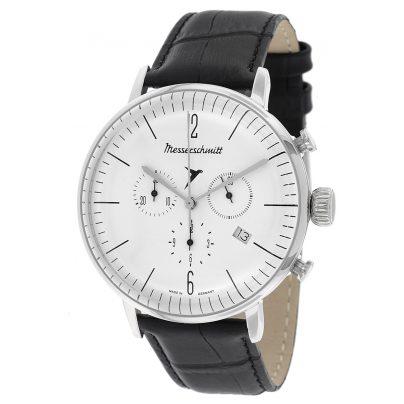 Messerschmitt ME-4H150-S Bauhaus Chrono Mens Watch 4260186270345