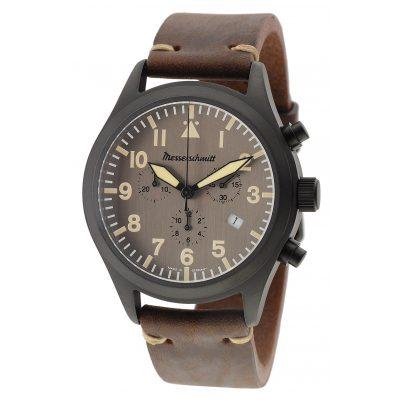 Messerschmitt ME-5030-44VA Herrenarmbanduhr Chronograph 4260186263354