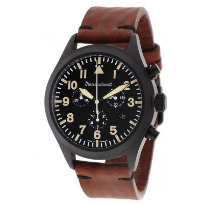 Messerschmitt ME-5030-44VS Herren-Armbanduhr Chronograph 4260186268731