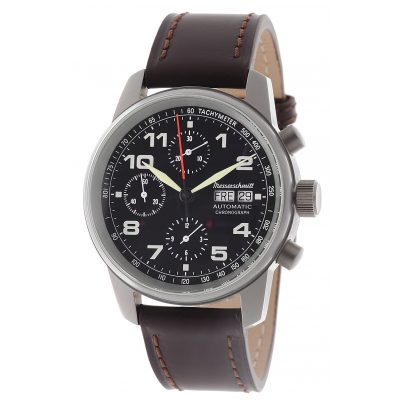 Messerschmitt ME-3H129 Men´s Automatic Watch Pilot´s Chronograph 4260186263361
