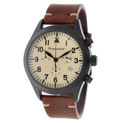 Messerschmitt ME5030-44VB Herren-Armbanduhr Chronograph 4260186268854