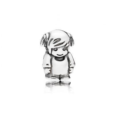 Pandora 796312 Medaillon-Element Kleines Mädchen 5700302614480