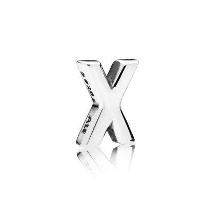Pandora 797342 Element für Medaillon Buchstabe X 5700302659979