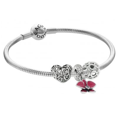Pandora 35461 Geschenkset Für immer Mama