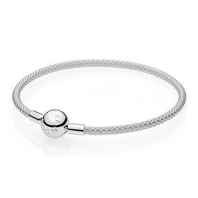Pandora 596543 Damenarmband Mesh