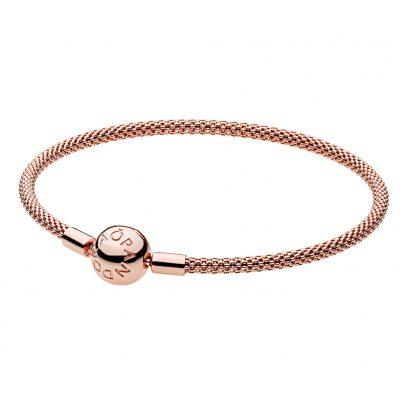 Pandora 586543 Rose Damen-Armband Mesh