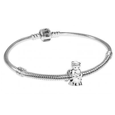 Pandora 39493 Damen-Armband Engel der Liebe