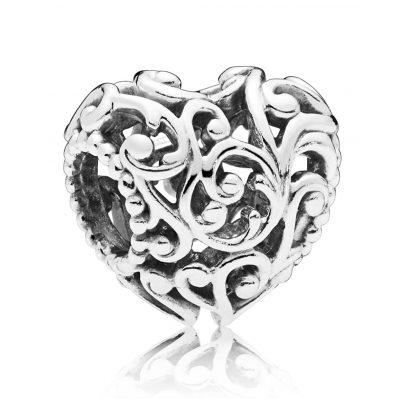 Pandora 797672 Charm Regal Heart 5700302690811