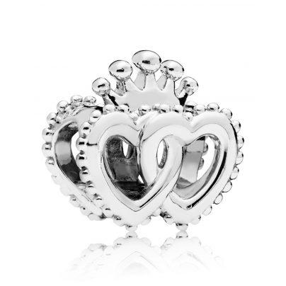 Pandora 797670 Charm United Regal Heart 5700302690804