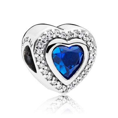 Pandora 797608NANB Sparkling Love Charm 5700302695861