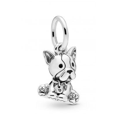 Pandora 798008EN16 Charm-Anhänger Bulldog Puppy 5700302775785