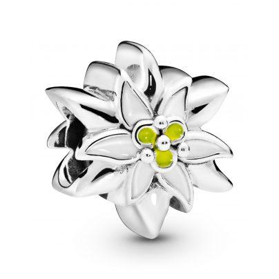 Pandora 798243ENMX Charm Edelweiß Flower 5700302817027