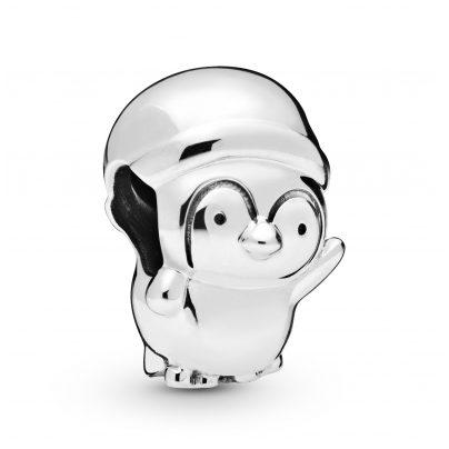 Pandora 798477C00 Silver Charm Christmas Penguin 5700302826791