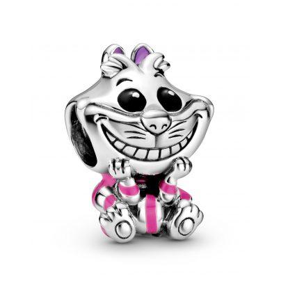 Pandora 798850C01 Silber Charm Disney Alice im Wunderland Cheshire Katze 5700302869477