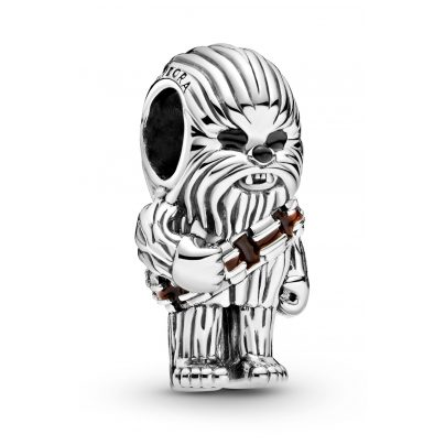 Pandora 799250C01 Silber Charm Star Wars Chewbacca 5700302901290