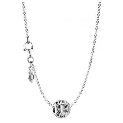 Pandora 35475 Halskette mit Buchstabe I 4260435354758