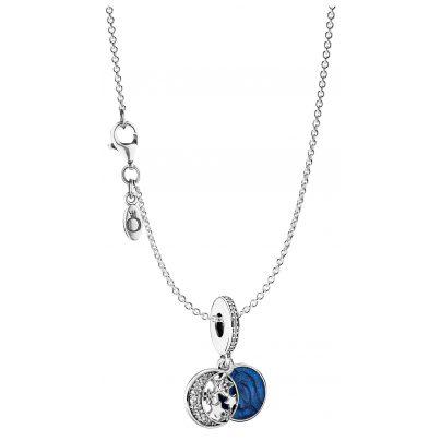 Pandora 97081 Necklace Set with Pendant Vintage Nightsky 4260333970814