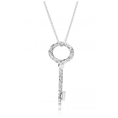 Pandora 397676-90 Damencollier Regal Key 5700302692761