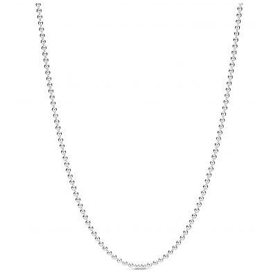 Pandora 399104C00-60 Damen-Halskette Kugelkette 5700302895315
