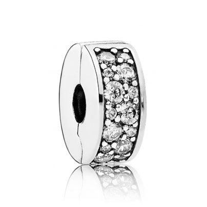 Pandora 791817CZ Clip-Element Pavé-Glanz 5700302438284