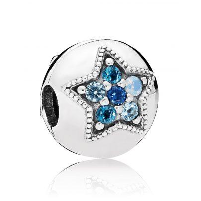 Pandora 796380NSBMX Clip-Element Leuchtender Stern 5700302609622
