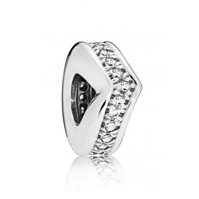Pandora 797808CZ Zwischenelement Shimmering Wish 5700302745658
