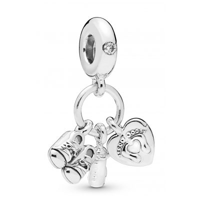 Pandora 798106CZ Charm-Anhänger My Little Baby 5700302776645