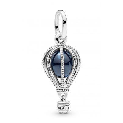 Pandora 798064NMB Charm Pendant Blue Hot Air Balloon 5700302776089
