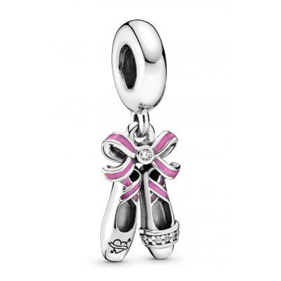 Pandora 798339CZ Charm-Anhänger Punk Ballerina Shoes 5700302817317